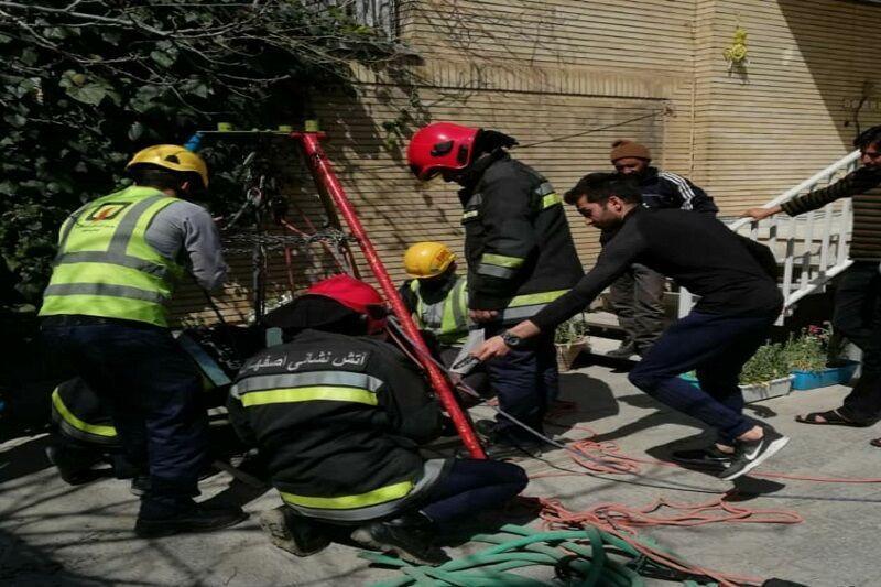 خبرنگاران حوادث یک هفته اخیر در اصفهان 10 مصدوم بر جا گذاشت