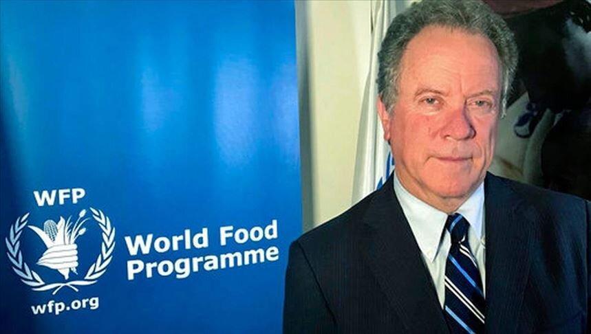 رئیس برنامه جهانی غذای سازمان ملل به کرونا مبتلا شد