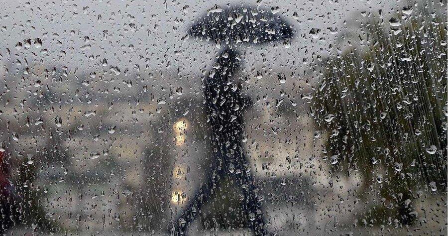 بارش پراکنده در استان تهران پیش بینی می گردد