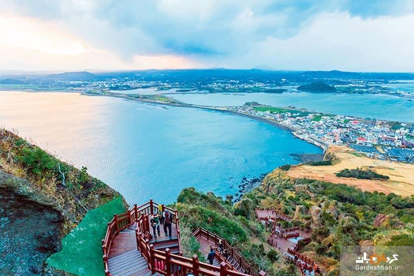 سفر به جزیره زیبای ججو در کره جنوبی، عکس