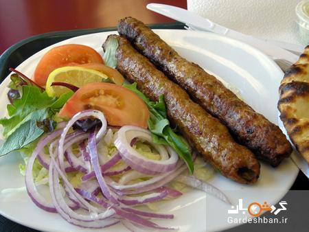 طرز تهیه کباب کاکوری؛ کباب هندی