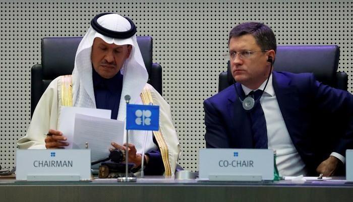 خبرنگاران روسیه وعربستان برتعهد خود به توافق تاریخی کاهش تولید نفت تاکید کردند
