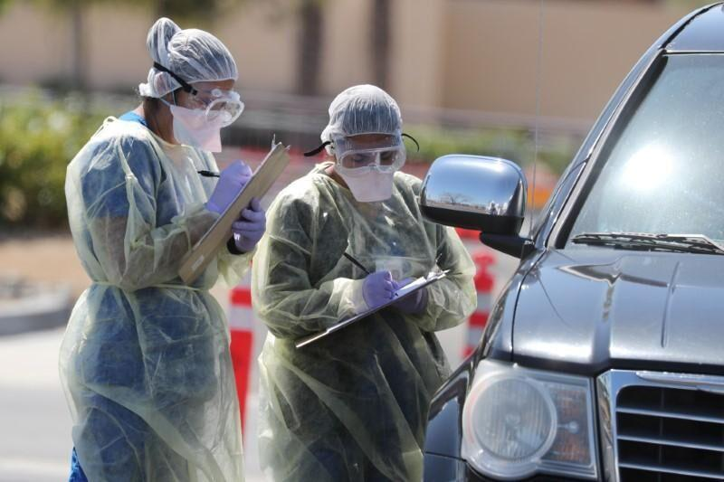 پرستار آمریکایی بعد از رد درخواستش برای آزمایش کرونا مرد
