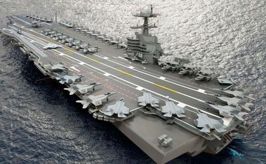 آمریکا: کشتی ها در تنگه هرمز و خلیج فارس فاصله خود با ناو های ما را رعایت کنند