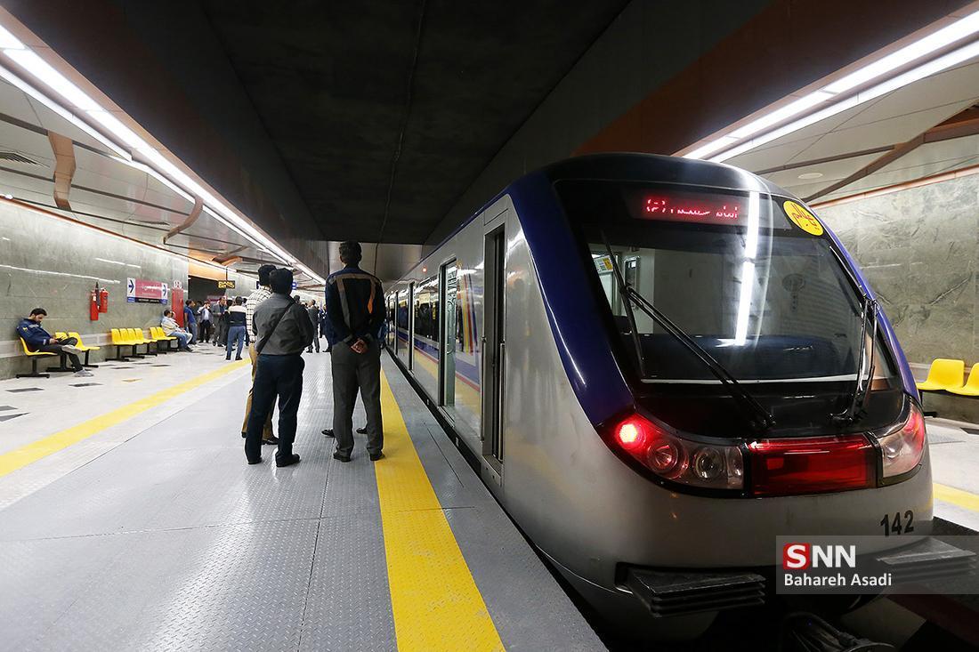 املاک واقع در خط 4 مترو تهران آزادسازی شدند