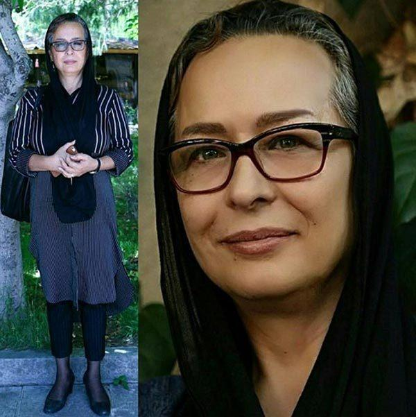 بیوگرافی آزیتا حاجیان، همسر سابق محمدرضا شریفی نیا