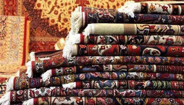 صادرات فرش با کارت بازرگانی اجاره ای ، 140 کارتن خواب فرش صادر کردند!